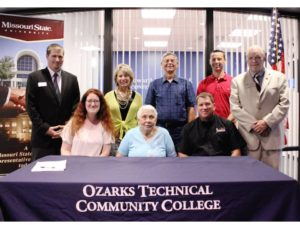 OTC Lebanon Center and MSU Lebanon students are now able to apply for the Harke Family Education Scholarship